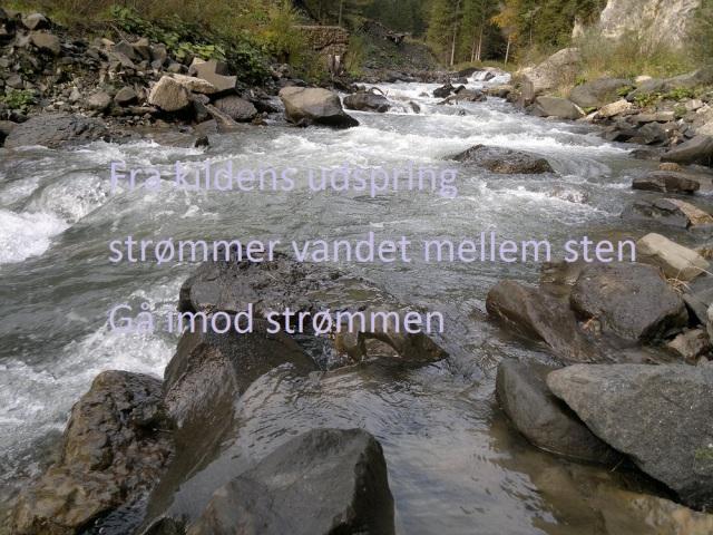 haiku på flod