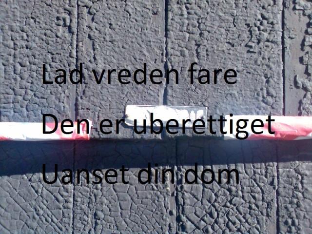 haiku på dør