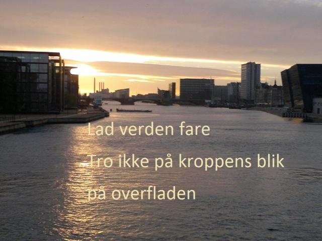 haiku på kanal